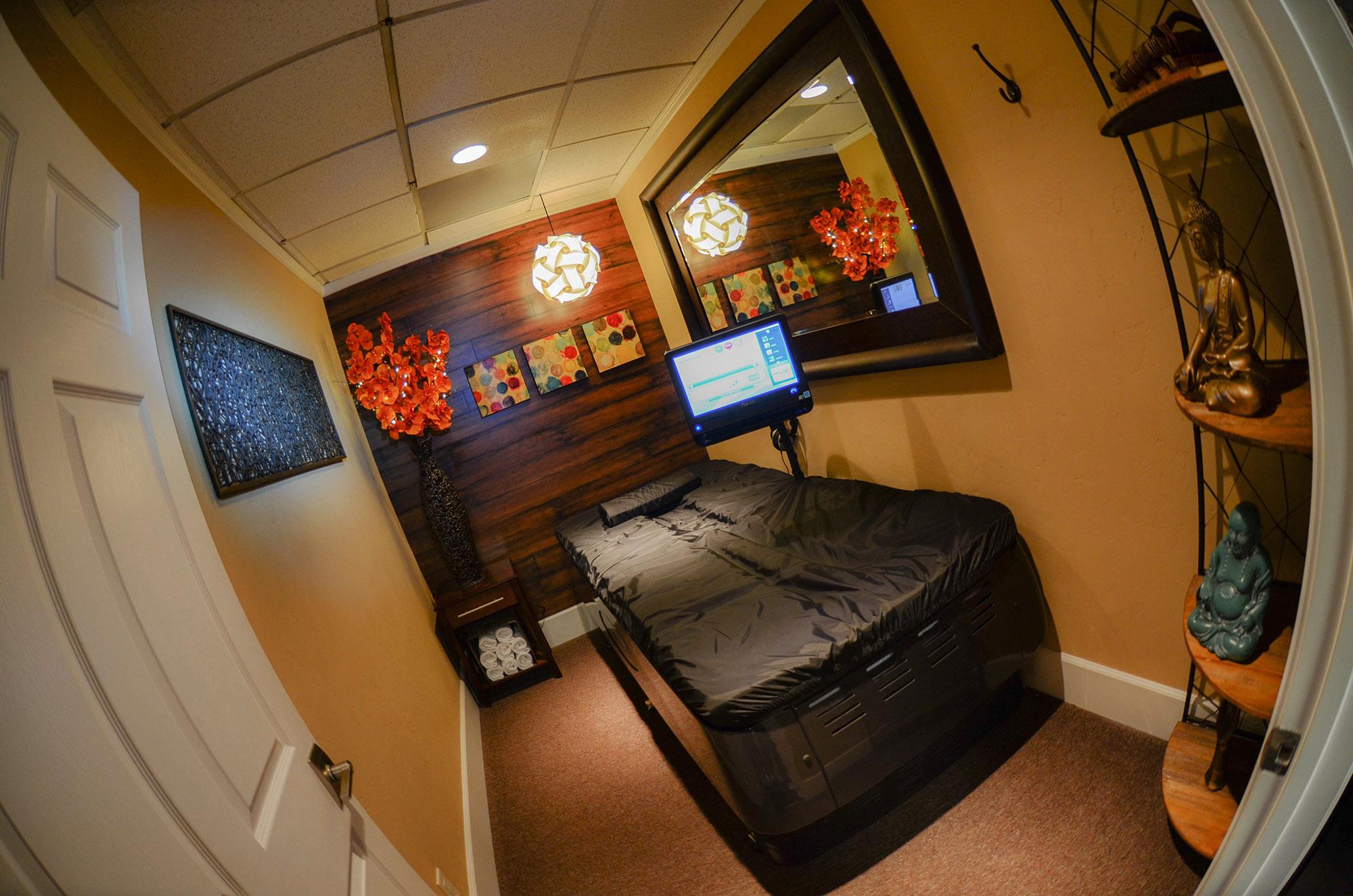 West Valley Chiropractic HydroMassage Room, San Jose, CA