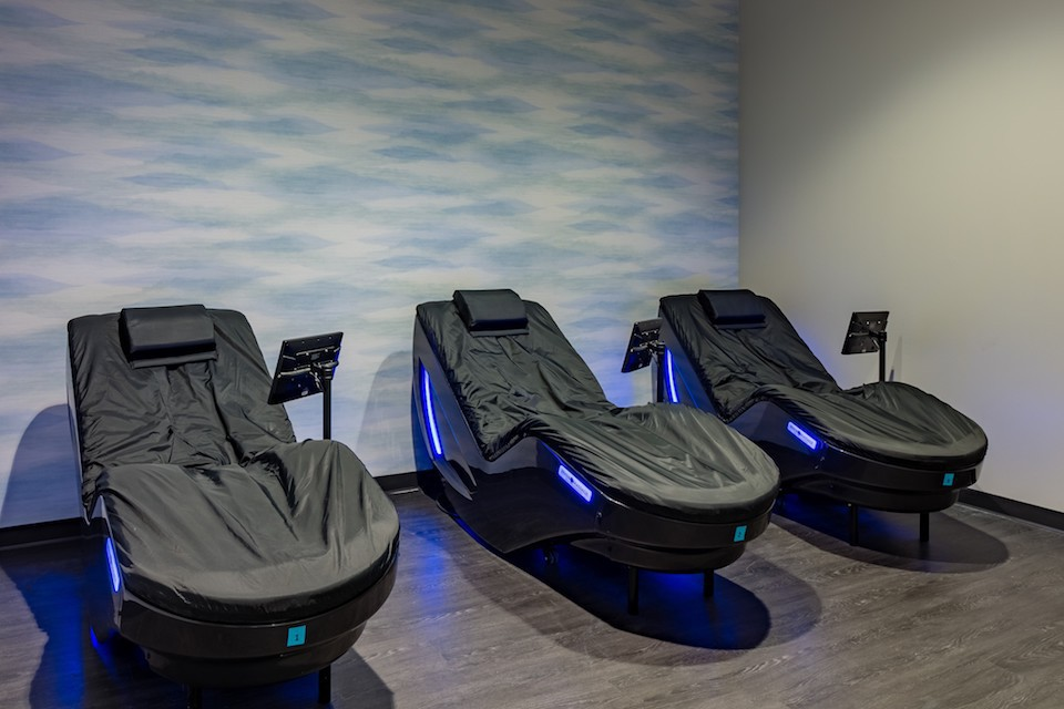 HydroMassage corporate wellness solutions