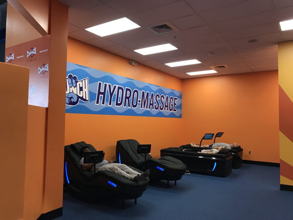 HydroMassage fitness solutions