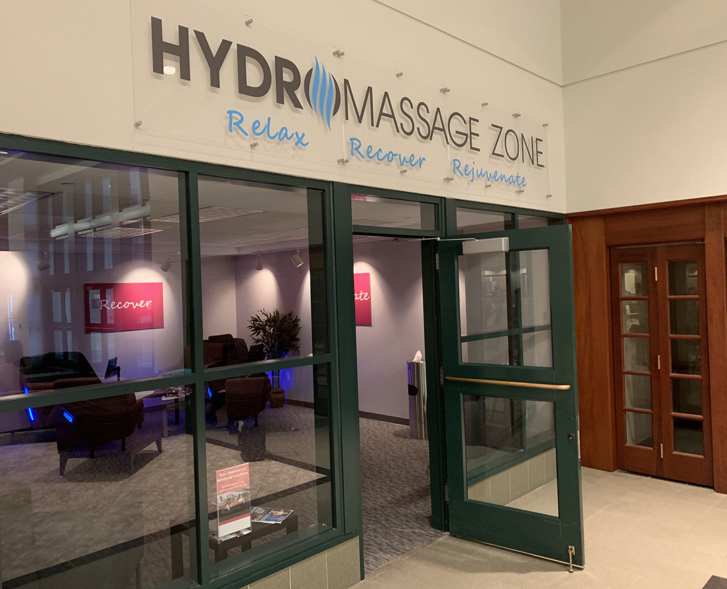 HydroMassage Zone