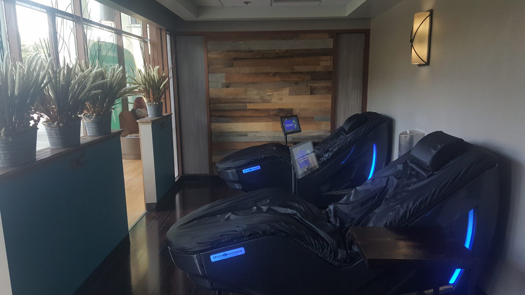 HydroMassage hospitality solutions