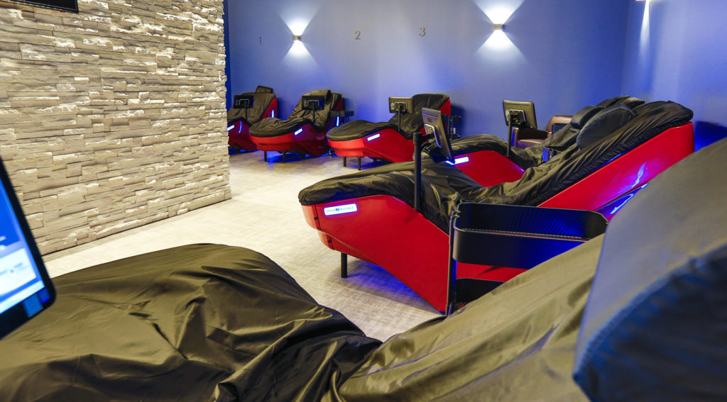 HydroMassage spas and salons solutions