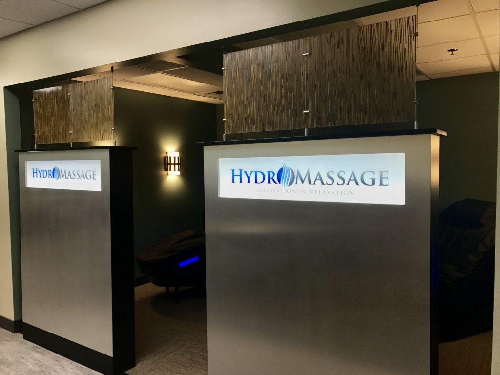hydromassage zone