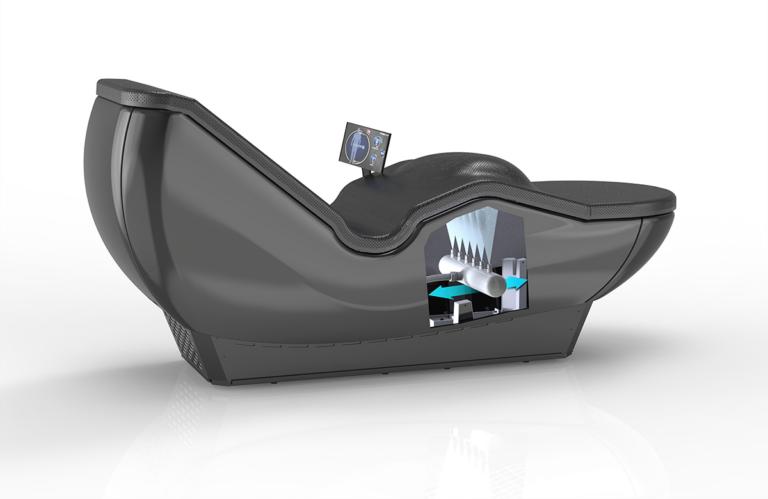 HydroMassage Home Massage Chair
